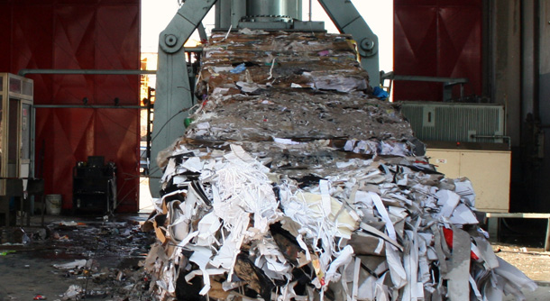 Smaltimento e distruzione archivi milano - DBS Rottami